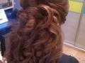 прическа на длинные волосы Челябинск, греческая прическа