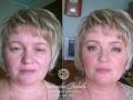возрастной-макияжМакияж визаж. Фото макияжа До-После. Визажист Челябинск с выездом