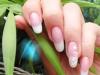 Свадебный дизайн, наращивание ногтей, френч
