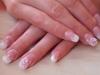 наращивание ногтей в Челябинске, свадебный дизайн, френч, лепка, роспись, аквариум, хрустальные ногти
