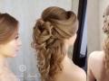 Красивые прически для церемонии венчания