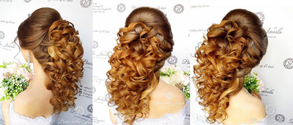 греческая-коса-по-спине-макияж-невесты-Челябинск (1)