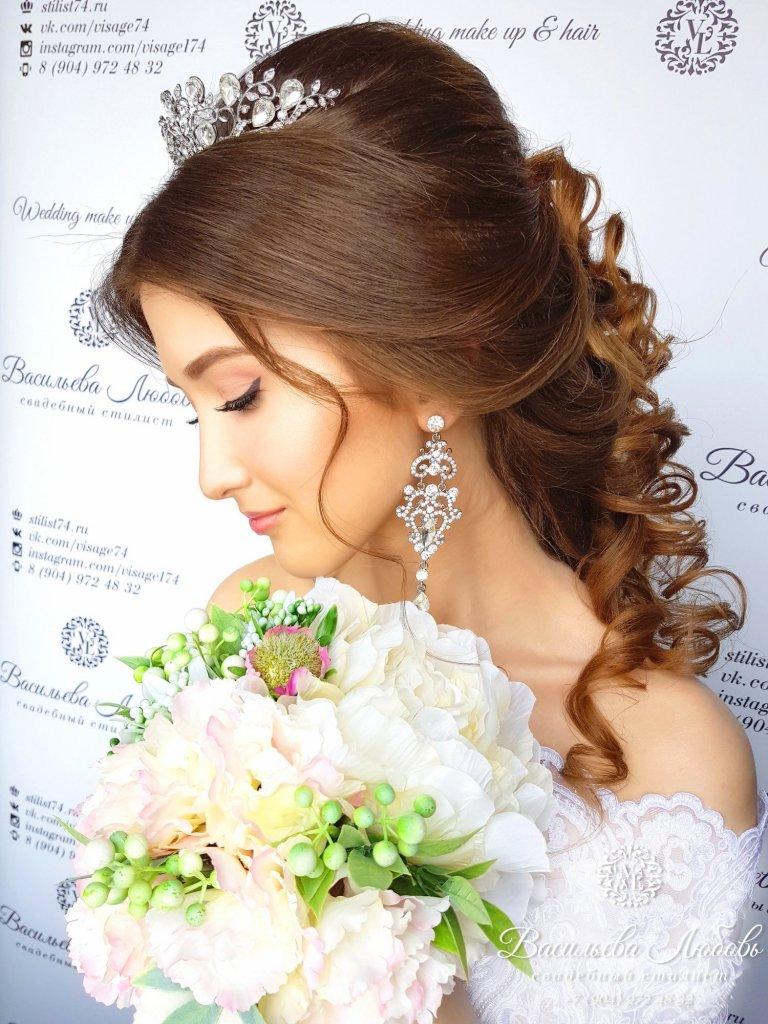 греческая-коса-по-спине-макияж-невесты-Челябинск (5)