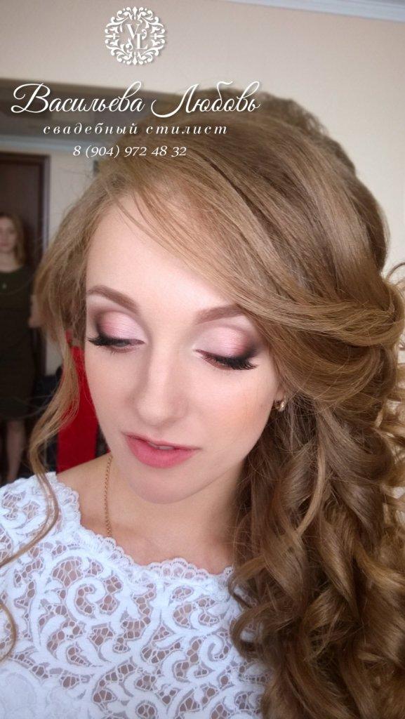 Свадебный макияж и прически в Челябинске с выездом на дом, профессиональный визажист и стилист по прическам, макияж невесты, прически на длинные волосы, греческа прическа коса