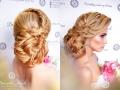 макияж невесты, прическа на свадьбу в Челябинске, свадебный визажист, парикмахер на свадьбу, визажист парикмахер Челябинск