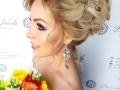 #Высокая_воздушная_прическа_с_плетением. #свадебныйстилистЧелябинск #визажистнасвадьбу (4)