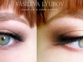 Свадебный макияж и прически в Челябинске с выездом на дом, профессиональный визажист и стилист по прическам, макияж