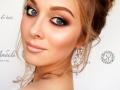 прическа невесты_воздушный пучок_макияж свадебный (2)