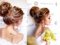 прическа невесты_воздушный пучок_макияж свадебный (1)