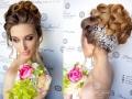 визажист-парикмахер-челябинск-свадебный-макияж-высокая-прическа