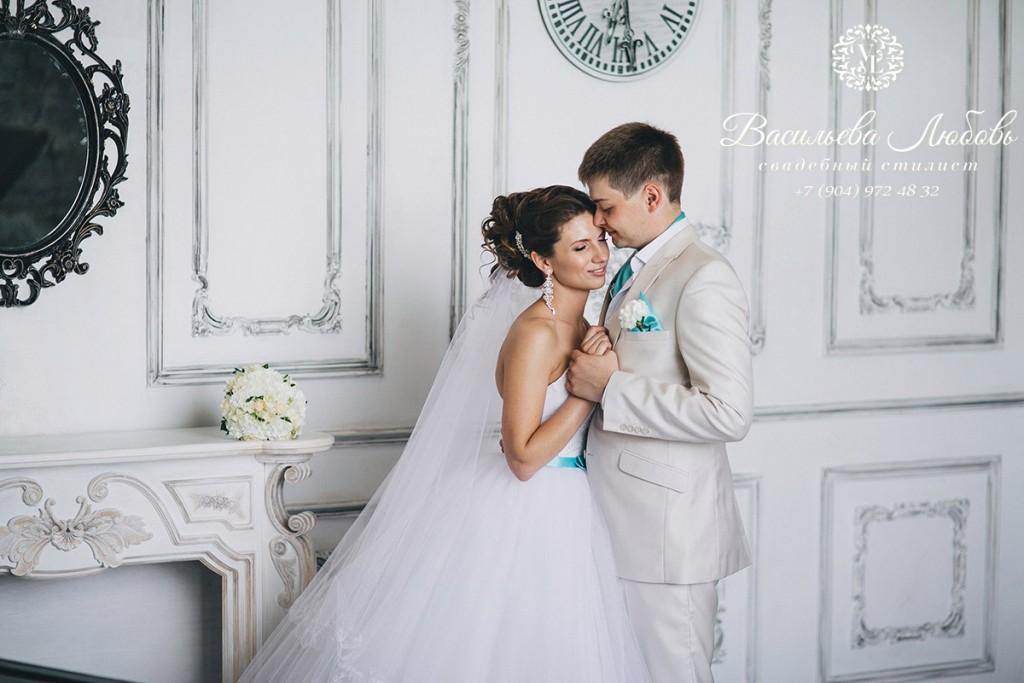 визажист и мастер по прическам Васильева Любовь