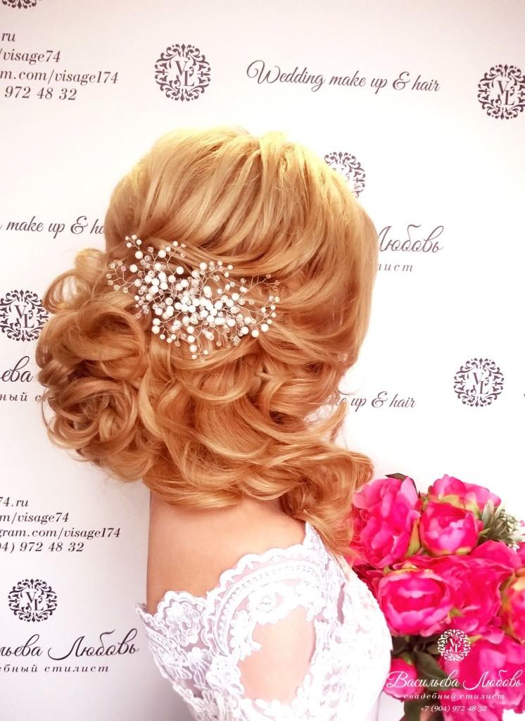 визажист Васильева Любовь Челябинск, макияж, прическа невесты (3)